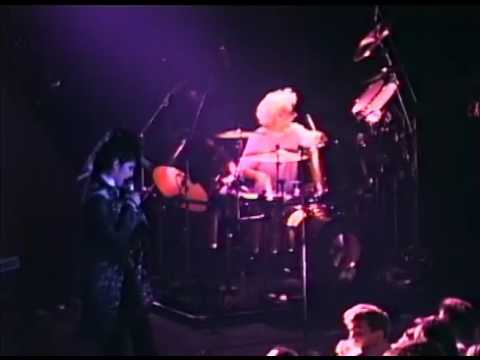 The Creatures Live in Toronto March 20th 1990