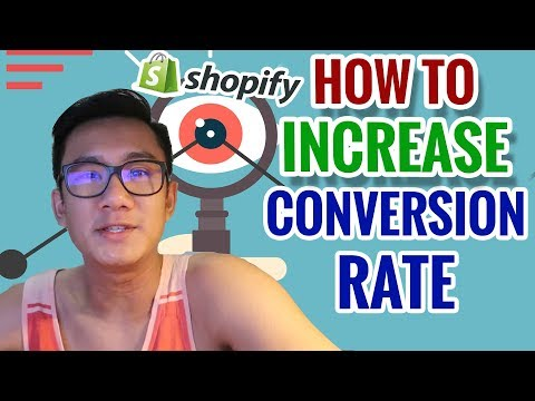 ? Want To Get More Shopify Sales? ? | Conversion Rate INCREASE Tutorial thumbnail