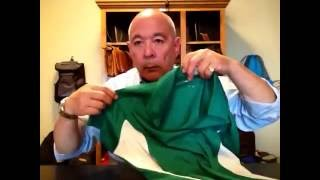 Why do performance shirts stink?