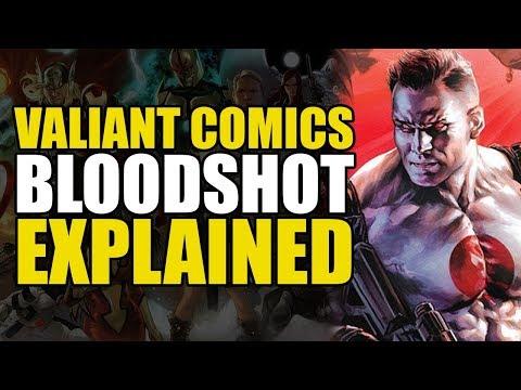 valiant-comics:-bloodshot-explained-|-comics-explained