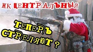 'Жителей поздравили с Новым Годом стрельбой из пневматической винтовки !'