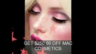 MAC Cosmetics Coupons Thumbnail