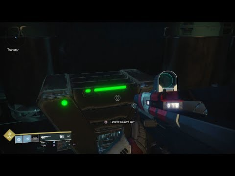 Destiny 2 - Transfer Raid Chest Location (Transfer Key Required / Solo Method) - Leviathan Raid