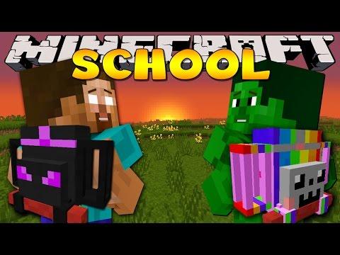 Minecraft School : ADVENTURERS BACKPACKS