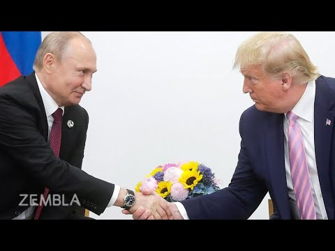 ZEMBLA - The dubious friends of Donald Trump: the Russians