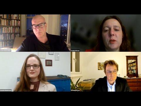 """Jochen Buchsteiner/Jeannine Budelmann /Prof. Dr. Claudia Wiesner: """"Brexit - Wie jetzt weiter?"""""""