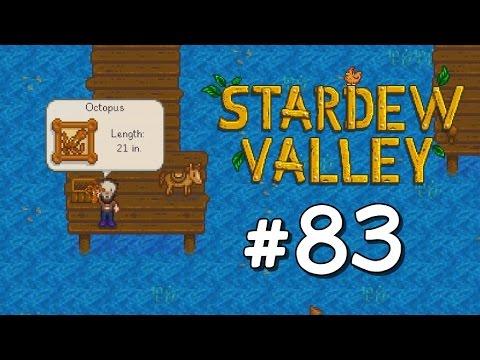 stardew valley how to get octopus