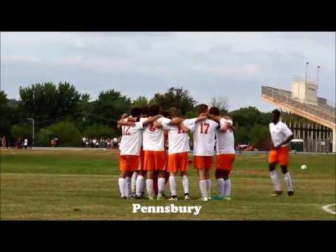 Council Rock South vs Pennsbury varsity soccer