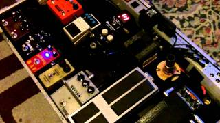 motor city detroiters timmy pedal analogman king of tone crow hill guitars