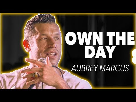 Become the Master of Your Life with Aubrey Marcus and Lewis Howes