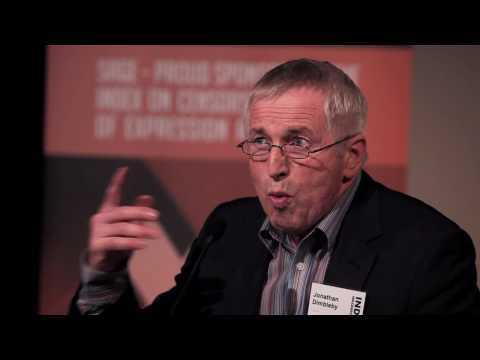 Jonathan Dimbleby: INDEX on CENSORSHIP AWARDS 2011