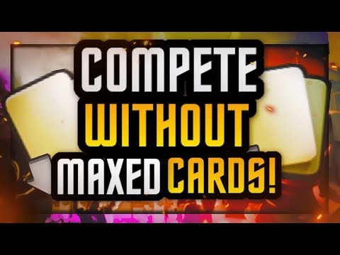 HOW TO COMPETE without SPENDING THOUSANDS in Clash Royale + KOJ On CR