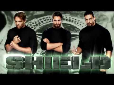 REUNION OF THE SHIELD - NEW THEME