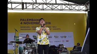 Konser ARMADA di Paelmbang Bukan Anak Kemarin Sore Penonton Jingkrak jingkrak
