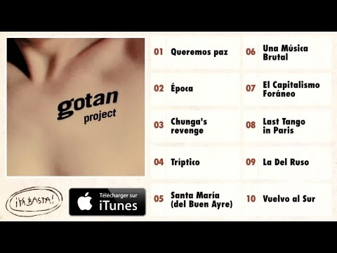 Gotan Project - Last Tango in Paris
