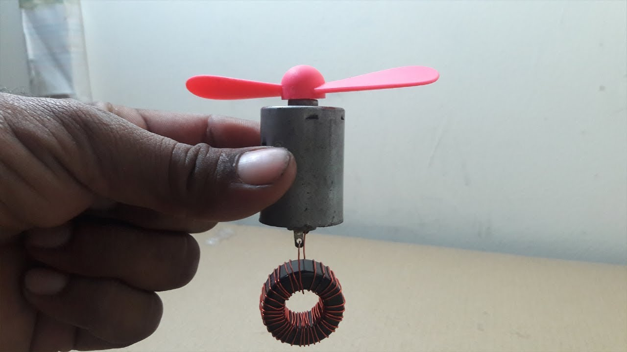 How to Make Free Energy with Magnet 100% Proof - YouTube
