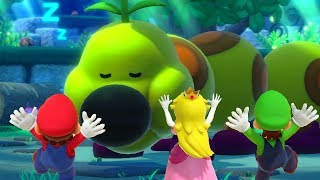 Super Mario Party - All Lucky Minigames (2 Player)