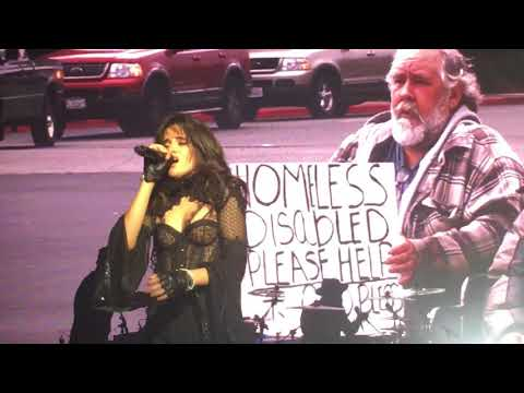 Somethings Gotta Give - Camila Cabello - Never Be The Same Tour Vancouver