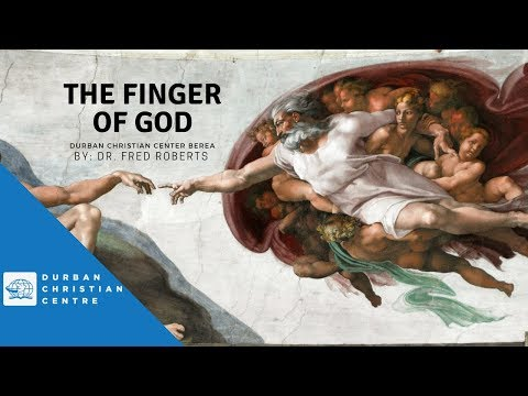 The Finger Of God  | Dr. Fred Roberts (English with Zulu Tra