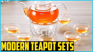 Top 5 Best Modern Teapot Sets For 2020 Reviews