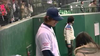 2011年11月23日(水) 埼玉西武ライオンズのファン感謝イベント【サンクス...