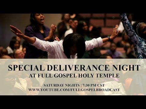 FGHT Dallas: Special Deliverance Night (May 7)