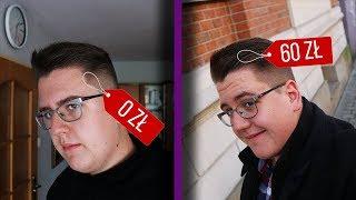 Fryzjer za 0 zł vs. Fryzjer za 60 zł | KTÓRY JEST KTÓRY CHALLENGE ?