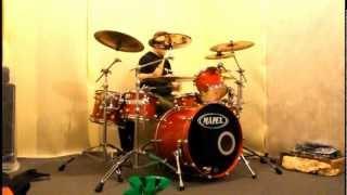 Григорий Лепс - Черная кошка (Drum cover)
