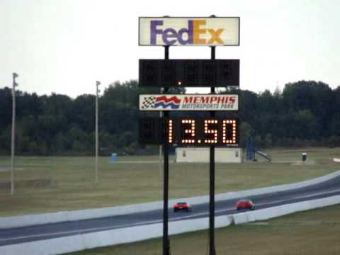 Texas Speed & Performance LS1 Heads/Cam Stock Bottom-End National 1/4 Mile  Record