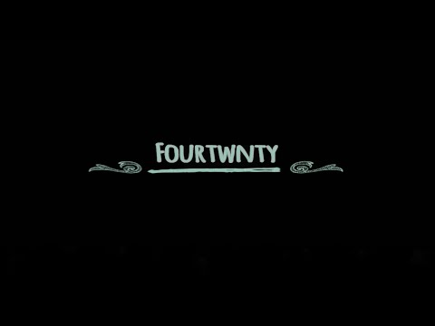 Fourtwnty - Hitam Putih [Video Lyric Music]