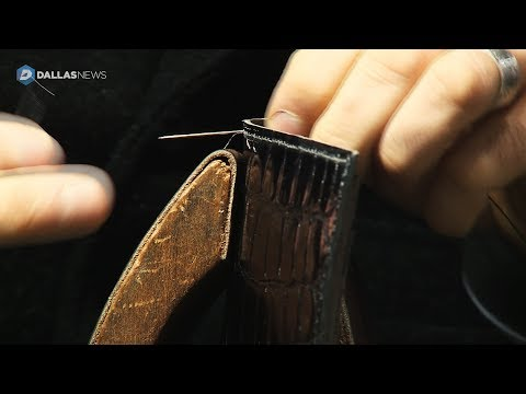 Weldon's Legacy, the story of leather artisan Clint Wilkinson