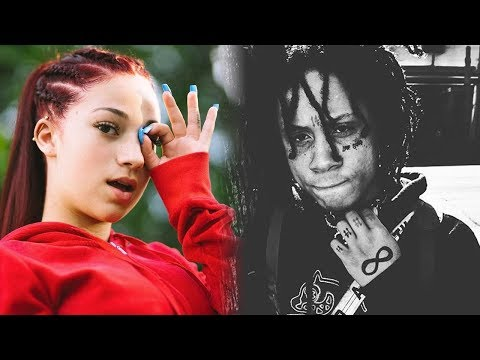 Trippie Redd DENIES Smashing Danielle Bregoli & Calls out Girbaud.....