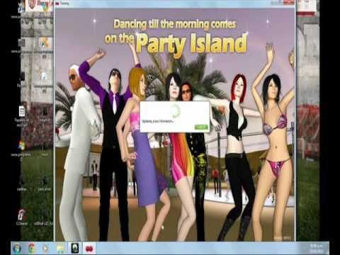 Nuevo Mundo Virtual 3d Twinity Youtube