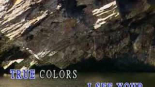 "KARAOKE ""TRUE COLORS"" Phill Collins"
