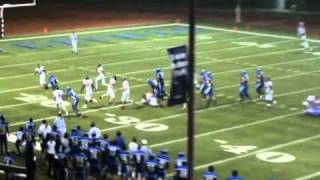 #12 Jeff Foreman QB, 2011-12 San Bernardino Valley College SBVC FOOTBALL