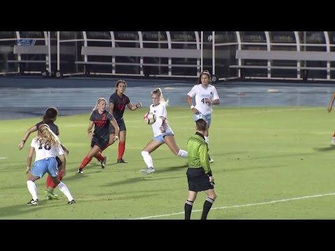 UNC Womens Soccer: Heels Cruise to 3-0 Win over #19 Hokies