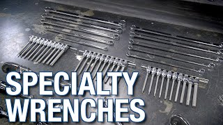 Specialty Wrenches for the Gear Head in YOUR LIFE! Stubby, Jumbo, Ratcheting & MORE!
