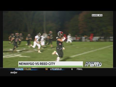 Reed City dominates Newaygo