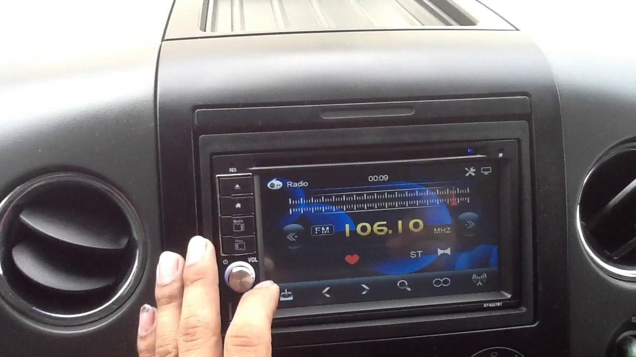 2004 Ford F 150 Radio Aux
