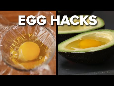 Download Youtube: Egg Hacks That Will Make You A Breakfast Pro