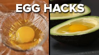 Egg Hacks That Will Make You A Breakfast Pro