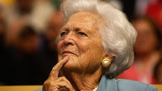 Barbara Bush Dead at 92: A Look Back at the Former First Lady's Life and Impact