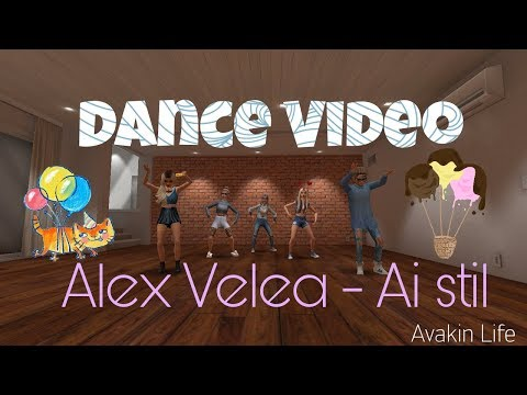 Alex Velea - Ai stil | DANCE VIDEO :P