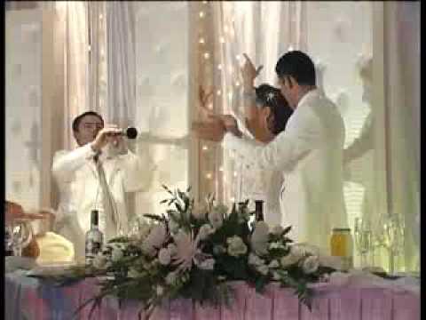 Velodia Aronbayev - Artsakh Israel 2008 - Wedding of David & Miri.