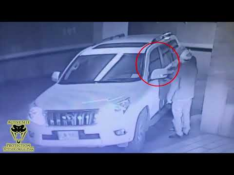 Multiple Carjackers Overwhelm Pregnant Woman in Bogota | Active Self Protection