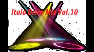 Italo Disco Mix Vol 10