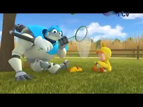 Arpo the robot for all kids  36 bahasa indonesia
