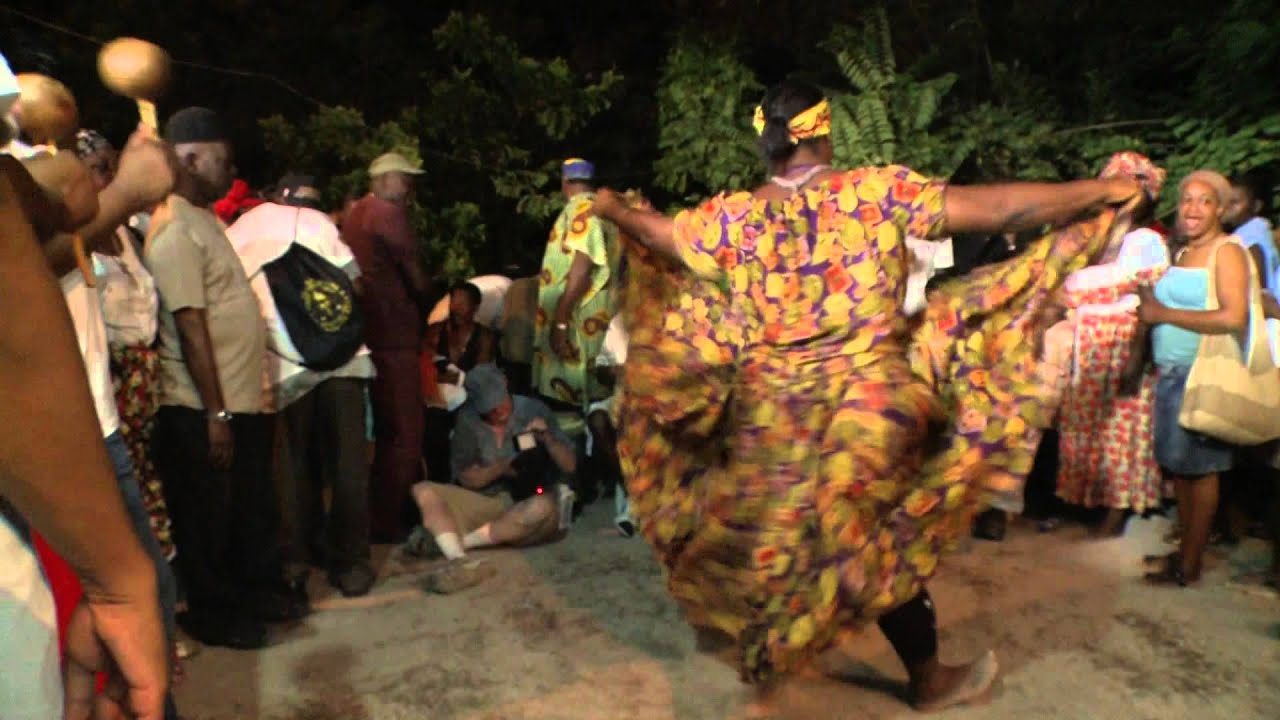 Download 07. Halekod (Old Creole dance and song of mourning)