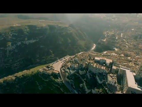 Sassi di Matera - Riprese aeree
