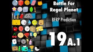 bfrp prediction
